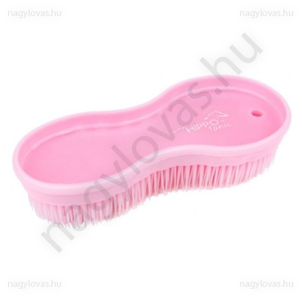 Hippo-Tonic Magic Brush kefe pink